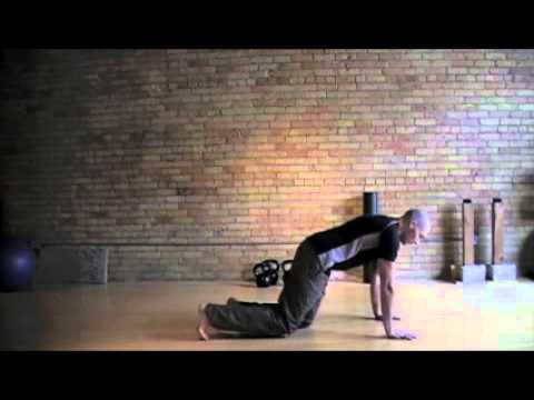 Good stretch for people with tight hip flexors/hamstrings/shoulders