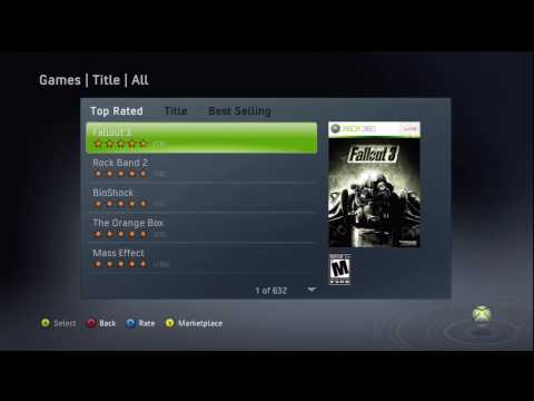 Xbox 360 August 11 Dashboard Preview and Splosion Man Premium Theme