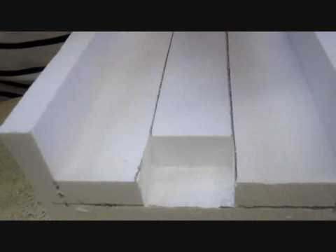 How to Core-Out EPS Foam | Achitectural Foam Trims