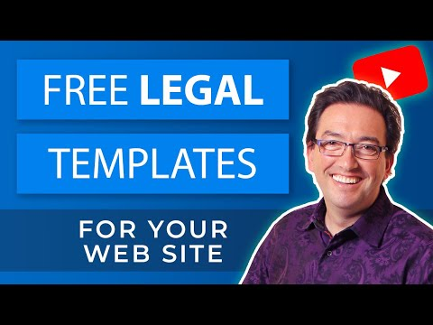 How to Get a Disclaimer Form & Free Terms and Conditions for Online Business │ Free Net Law Forms