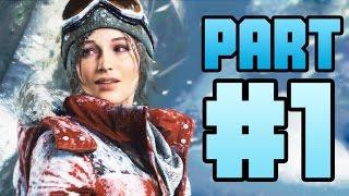 The Rise Of Tomb Raider | Walkthrough Live Com | GameVault