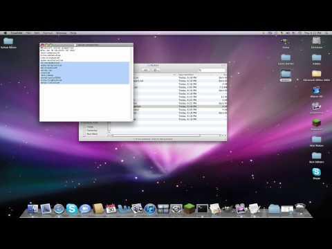 How to Make a Minecraft Beta 1.7.3 Bukkit Server [HD] Mac/PC