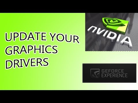 How To Update Nvidia GeForce Drivers In Windows (2018)