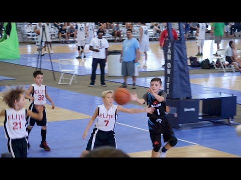 First AAU Basketball Tournament