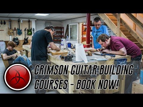 Crimson's Guitar Building Courses - Where Trees Level Up!