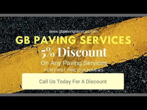 Asphalt Paving Services Poughkeepsie|GB Paving Services|Call Us Today- 845-380-9530