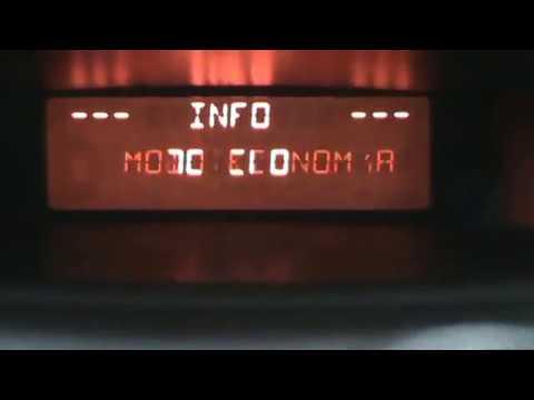 Citroen C3. Poner el reloj en hora y computadora. Video 20 de 20. Set the clock in time.