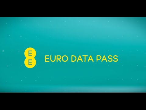 A guide to EE Euro Data Pass