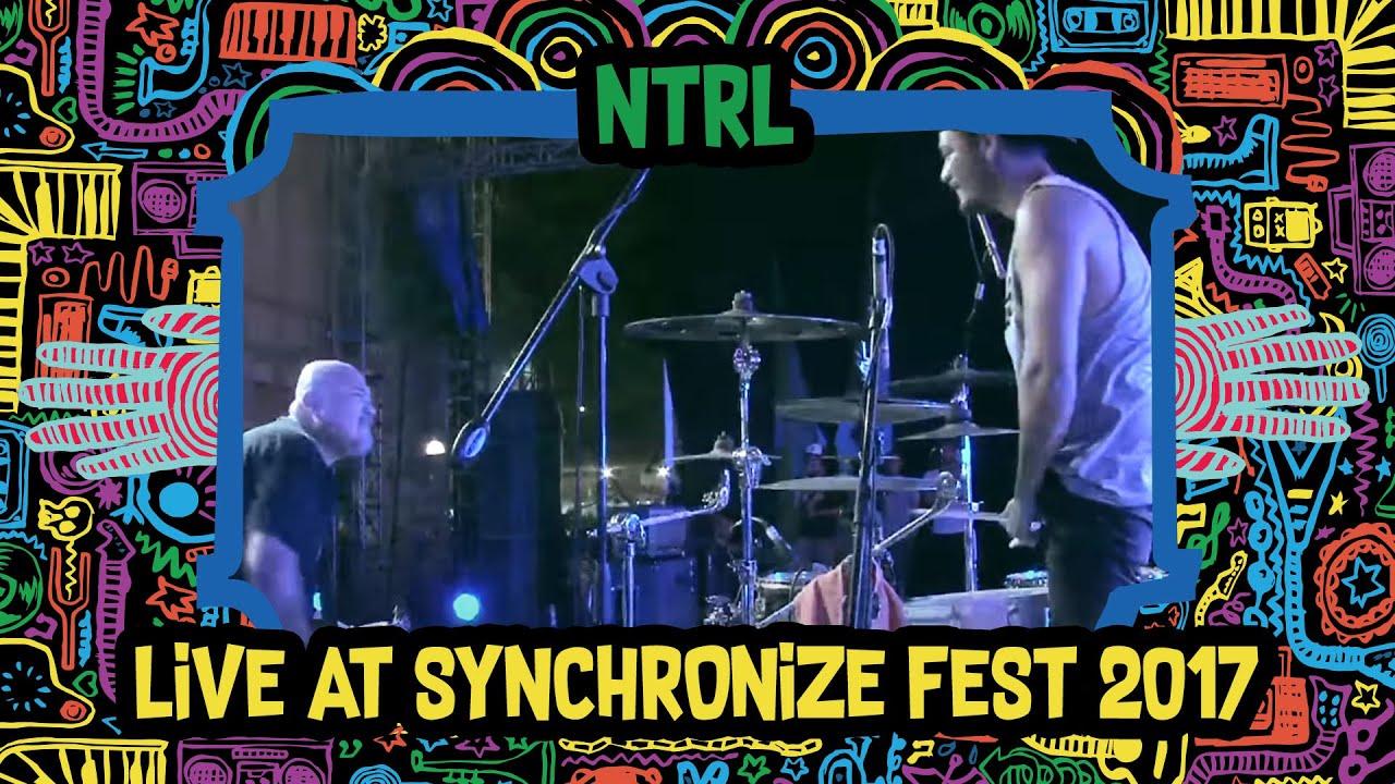 Download NTRL LIVE @ Synchronize Fest 2017 MP3 Gratis