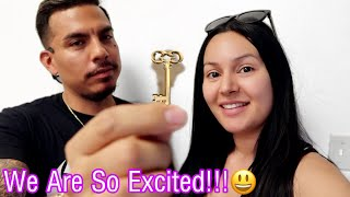 We Got The Keys To Our New...???