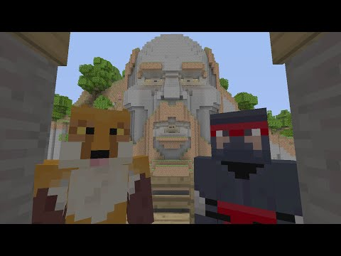 Minecraft Xbox- The Chosen One Quest: Temple of Notch {1}