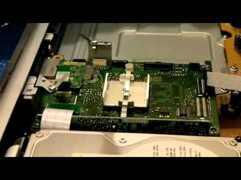 Fixing no Digital TV problem on Panasonic EX75 EX85