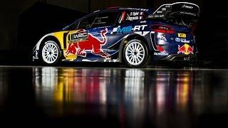 Así es el Ford Fiesta WRC de Sébastien Ogier