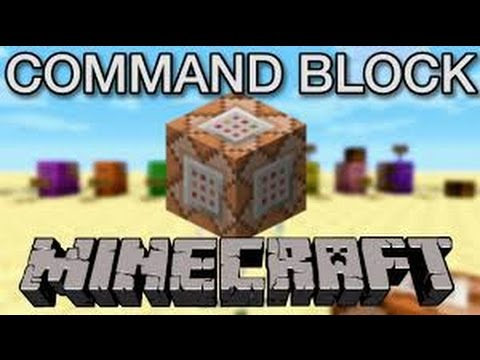 Minecraft 1.8.8 How To Get The Command Block!