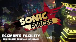 Sonic Forces OST - Eggman