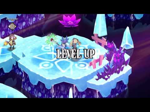 Easy shards and extract farm, 20 stars dif - Disgaea 5