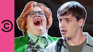 """""""I Was Shocked To Find Out That You Had Parents"""" 