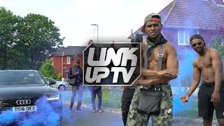 Razor Ramone X Lil GwopBoy X Bigz No Mannerz - Live By The Code [Music Video]   Link Up TV