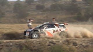 Xavi Domenech - Axel Coronado   Rally Ciutat de Cervera 2018   Citroen DS3 R5