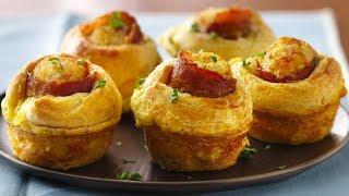 12 Easy Breakfast Recipes 2017 - Healthy Breakfast Recipes   Best Recipes Video