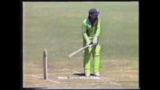 Zaheer Abbas 108 off 110 balls V Australia 1981 world series