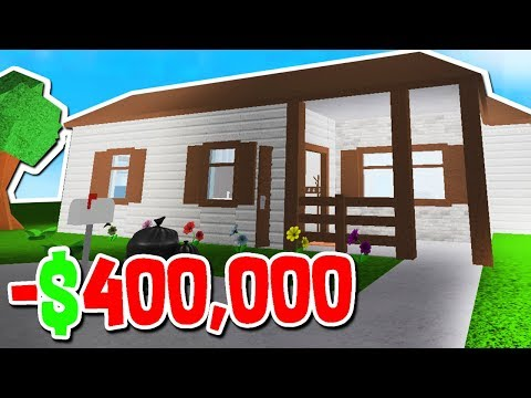 I BOUGHT EVERY HOUSE IN ROBLOX BLOXBURG!!
