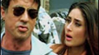 Sylvester Stallone the stunt man | Kambakkht Ishq