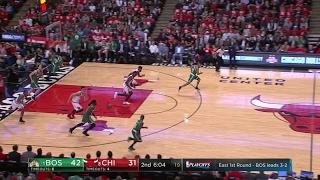Quarter 2 One Box Video :Bulls Vs. Celtics, 4/28/2017 12:00:00 AM