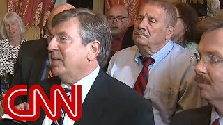 Trump supporters react to Comey interview