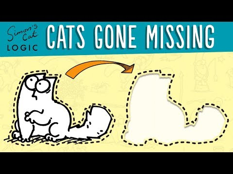 When Your Cat Goes Missing! - Simon's Cat | LOGIC