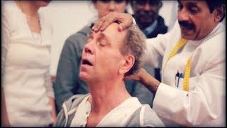 INCREDIBLE: Indian Healer Demonstrates Ancient Techniques | Dr. Pankaj Naram | Frozen Shoulder