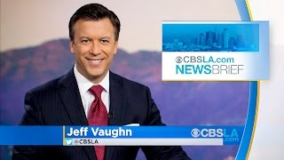 CBSLA.com Late-Afternoon Newsbrief (April 28)