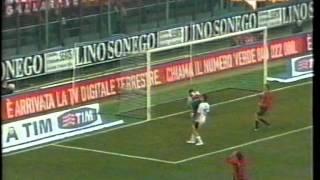 Serie A 2004/2005: AC Milan vs Cagliari 1-0 - 2005.02.19