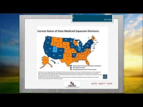 Health Care Access and Medicaid in Ohio Webinar