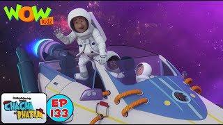 Khoji Ka satellite - Chacha Bhatija - 3D Animation Cartoon for Kids - As seen on Hungama