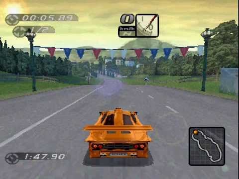 Need for Speed - High Stakes (USA) manual gearbox hack