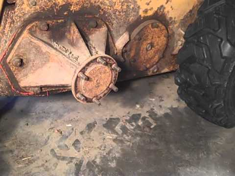 Wheel removal and chain tensioner