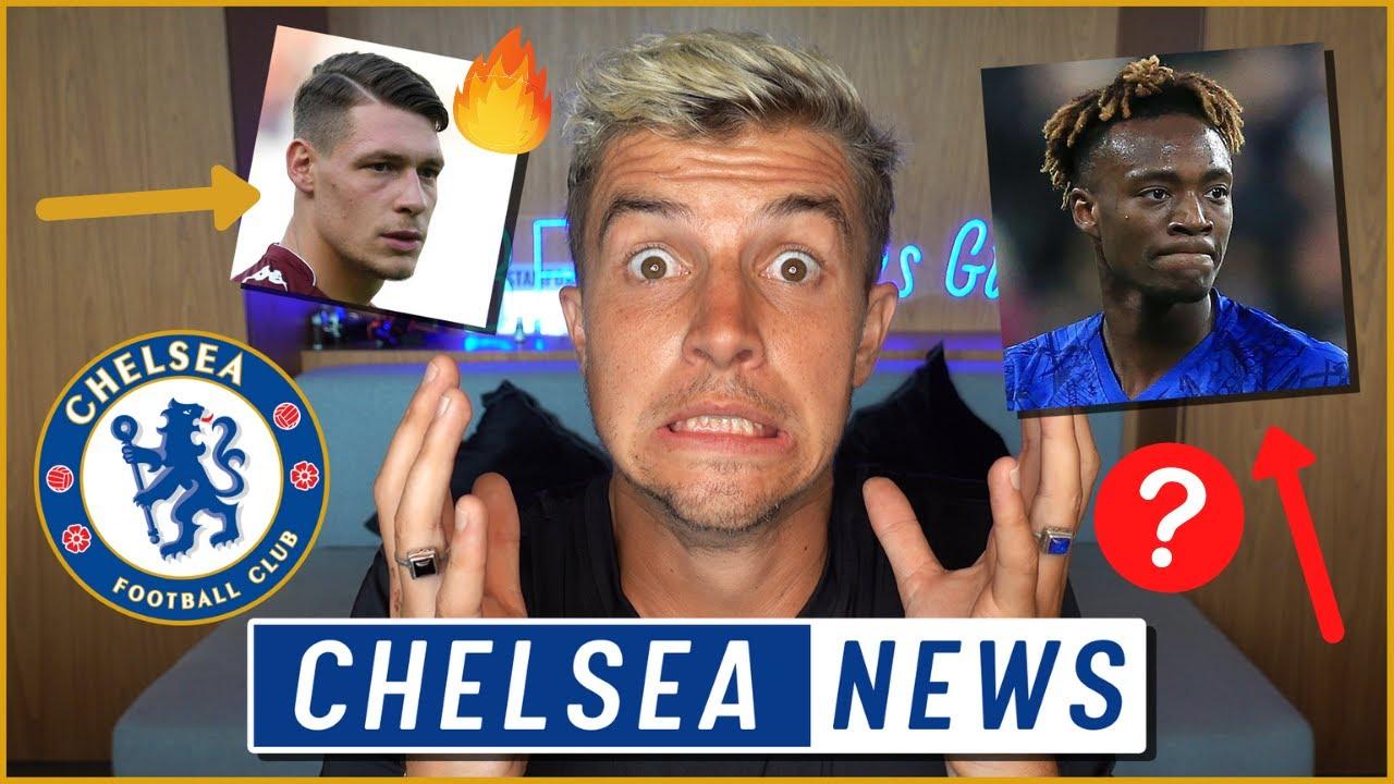 Why Tammy Abraham Has to LEAVE Chelsea... NEW €85Million STRIKER on CHELSEA TRANSFER RADAR