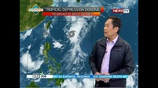 Download BT: Weather update as of 12:23 p.m. (June 26, 2019) Video