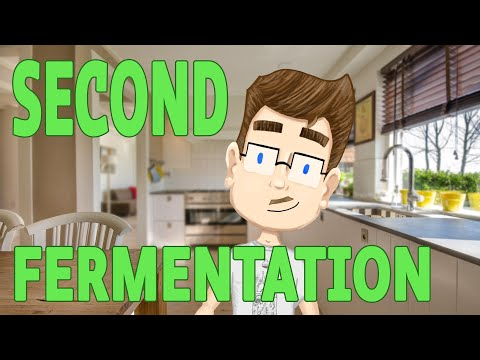What is Second Fermentation?