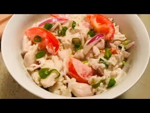 CEBU KILAWIN NA LANGKA / JACKFRUIT SALAD recipe