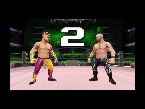 WWE Mayhem restarting part 5