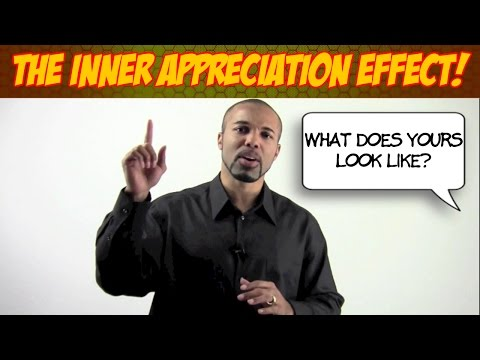 The Inner Appreciation Effect! What does yours look like?