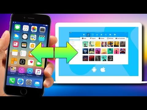 How to transfer Music/Apps/SMS/Photo/Video from PC to iPhone without iTunes