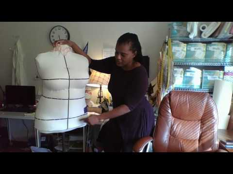 Overview on how to make a Dress Form