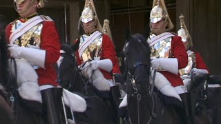 Household Cavalry, Prince Harry