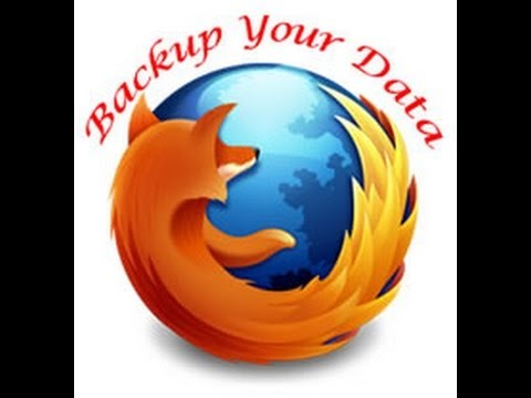 How to backup and restore your Firefox bookmarks