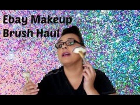 Ebay Makeup Brush Review