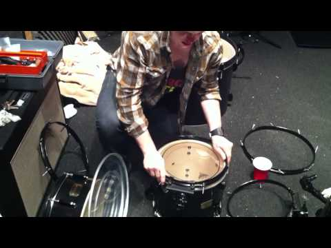 HOW TO MAKE YOUR CHEAP DRUM-SET SOUND AMAZING (PART 1)