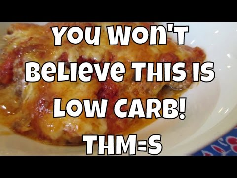 You Won't Believe This Is Low Carb! (THM S)